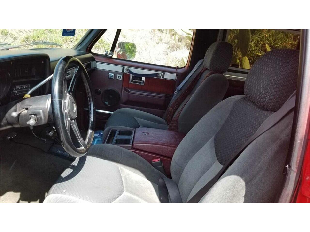1985 Chevrolet Blazer (CC-1358989) for sale in Brea, California