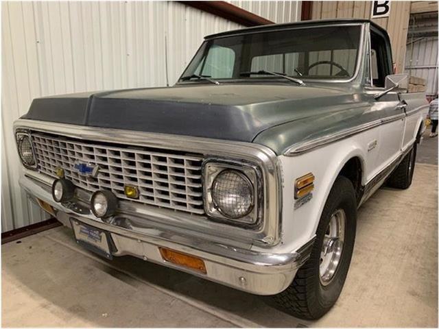 1972 Chevrolet C/K 10 (CC-1359000) for sale in Roseville, California
