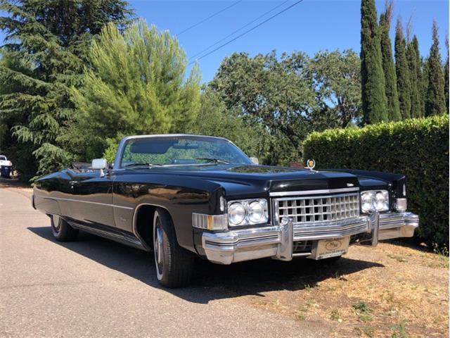 1973 Cadillac Eldorado (CC-1359006) for sale in Los Angeles, California