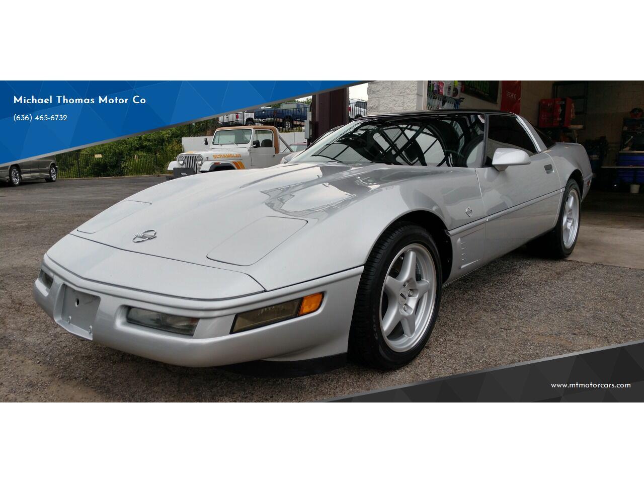 1996 Chevrolet Corvette (CC-1359013) for sale in Saint Charles, Missouri