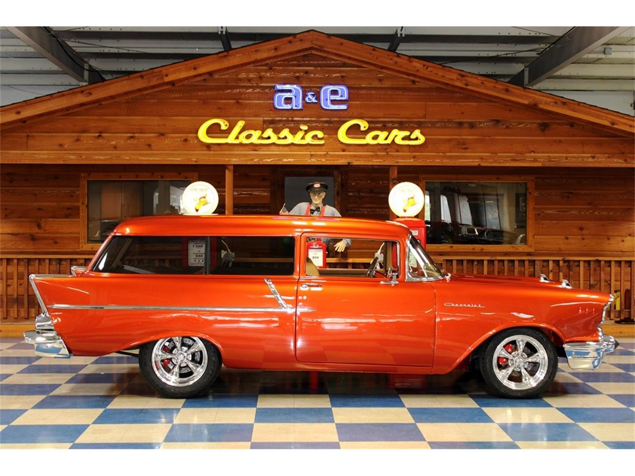 1957 Chevrolet Station Wagon (CC-1359045) for sale in New Braunfels , Texas