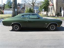 1970 Chevrolet Chevelle SS (CC-1359050) for sale in Shaker Heights, Ohio