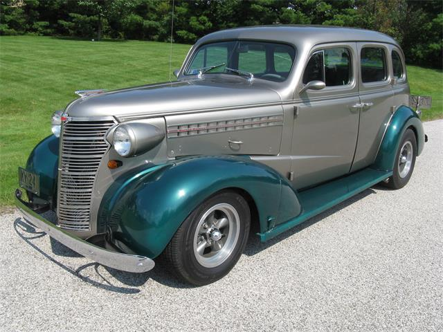 1938 Chevrolet Master (CC-1359052) for sale in Shaker Heights, Ohio