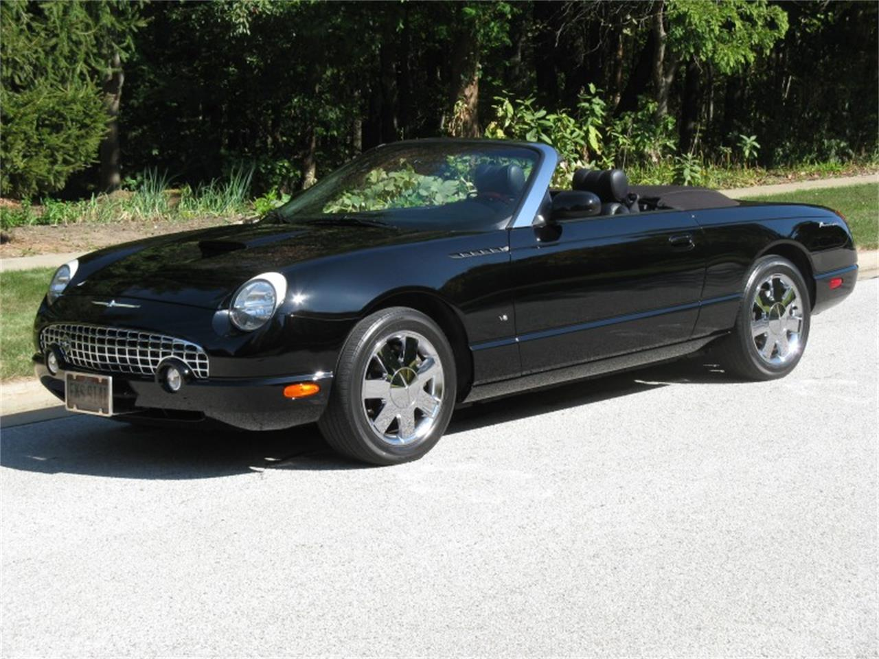 2003 Ford Thunderbird (CC-1359055) for sale in Shaker Heights, Ohio