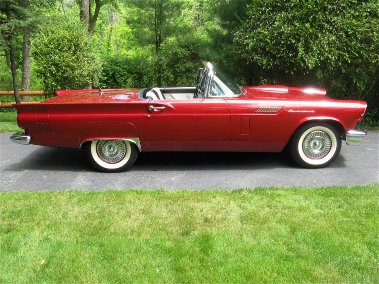 1957 Ford Thunderbird (CC-1359057) for sale in Shaker Heights, Ohio