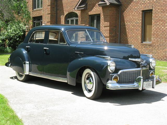 1942 Studebaker Commander (CC-1359059) for sale in Shaker Heights, Ohio