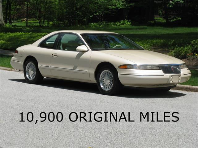 1995 Lincoln Mark VIII (CC-1359063) for sale in Shaker Heights, Ohio