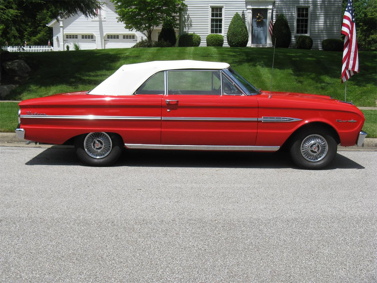 1963 Ford Falcon (CC-1359068) for sale in Shaker Heights, Ohio