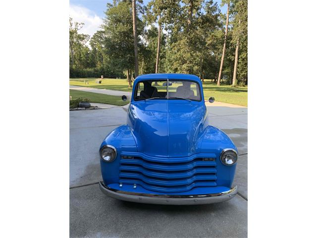 1952 Chevrolet 5-Window Pickup (CC-1359070) for sale in Magnolia, Texas
