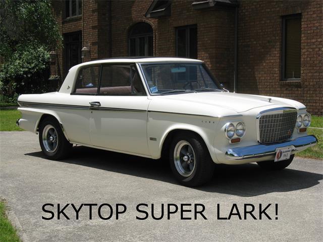 1963 Studebaker Lark (CC-1359071) for sale in Shaker Heights, Ohio