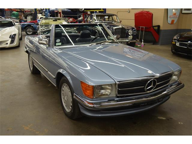 1988 Mercedes-Benz 560SL (CC-1359073) for sale in Huntington Station, New York