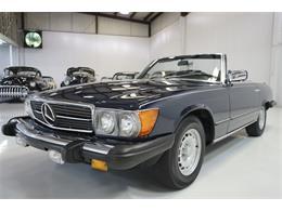 1985 Mercedes-Benz 380SL (CC-1359074) for sale in Saint Ann, Missouri