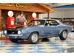 1969 Chevrolet Camaro (CC-1359076) for sale in New Braunfels , Texas