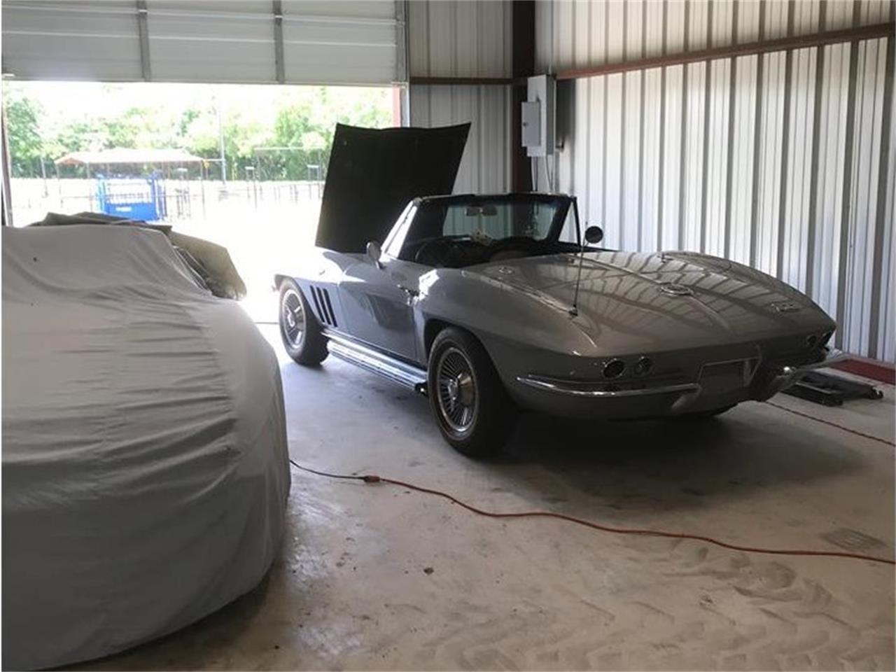 1966 Chevrolet Corvette Stingray (CC-1359082) for sale in Blue Ridge, Texas
