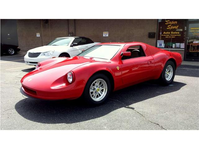 1979 Kelmark Engineering Ferrari Replica (CC-1359084) for sale in Corona, California