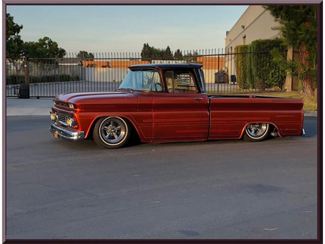1960 Chevrolet C10 (CC-1359094) for sale in Orange, California