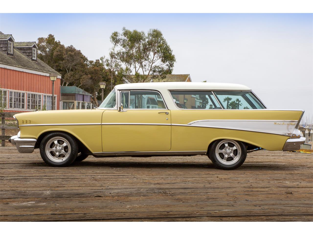 1957 Chevrolet Bel Air Nomad (CC-1359095) for sale in Oxnard, California