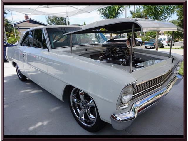 1966 Chevrolet Nova (CC-1359100) for sale in Orange, California