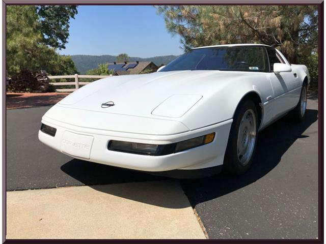 1991 Chevrolet Corvette (CC-1359101) for sale in Orange, California