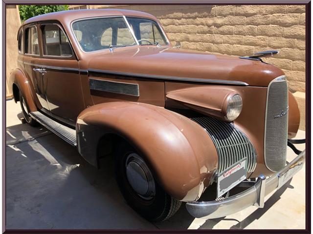 1939 Cadillac LaSalle (CC-1359102) for sale in Orange, California