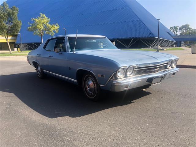 1968 Chevrolet Chevelle (CC-1359105) for sale in Orange, California