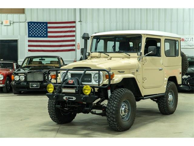1981 Toyota Land Cruiser FJ (CC-1359115) for sale in Kentwood, Michigan