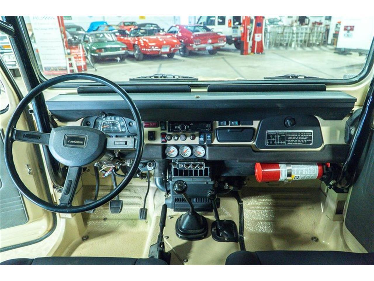1981 Toyota Land Cruiser FJ (CC-1359115) for sale in Kentwood, Michigan
