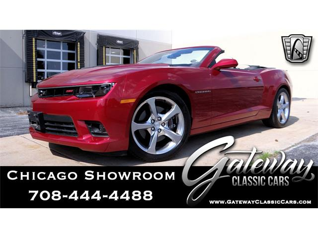 2015 Chevrolet Camaro (CC-1359129) for sale in O'Fallon, Illinois