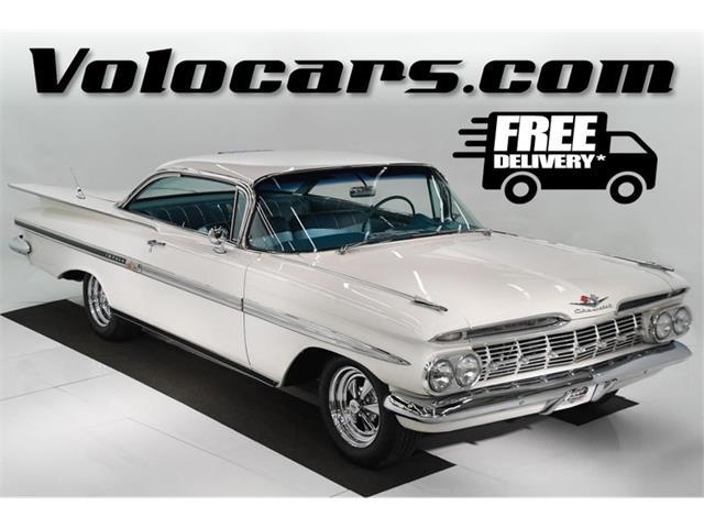 1959 Chevrolet Impala (CC-1359142) for sale in Volo, Illinois
