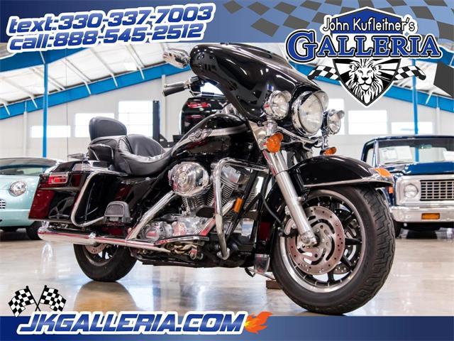 2003 Harley-Davidson Electra Glide (CC-1359172) for sale in Salem, Ohio