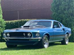 1969 Ford Mustang (CC-1359178) for sale in Geneva, Illinois
