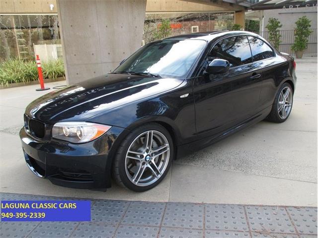 2013 BMW 1 Series (CC-1359179) for sale in Laguna Beach, California