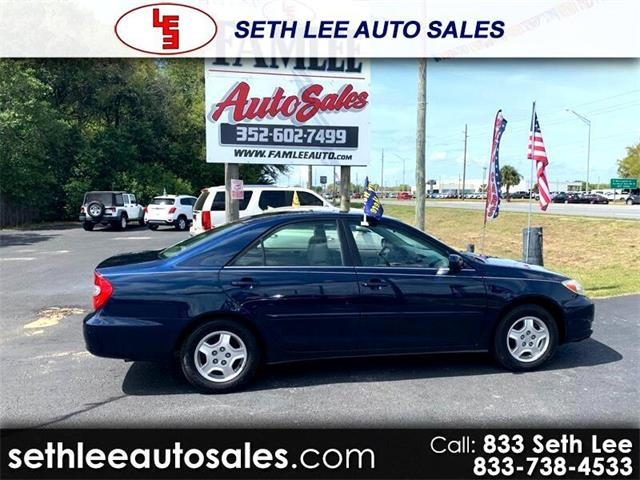 2003 Toyota Camry (CC-1359208) for sale in Tavares, Florida