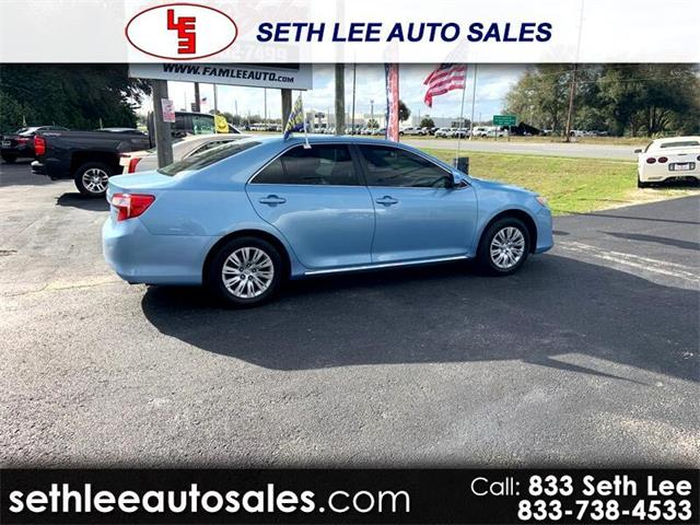 2013 Toyota Camry (CC-1359210) for sale in Tavares, Florida