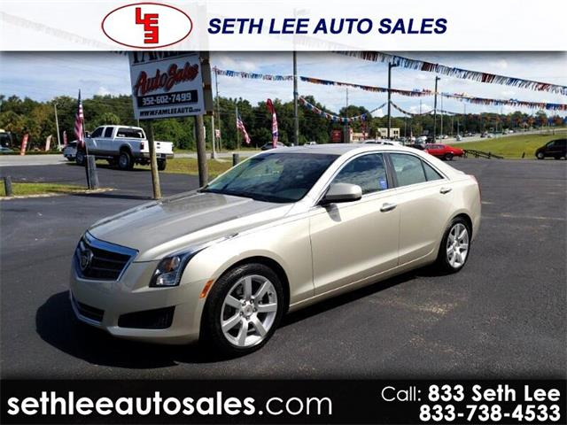 2014 Cadillac ATS (CC-1359213) for sale in Tavares, Florida