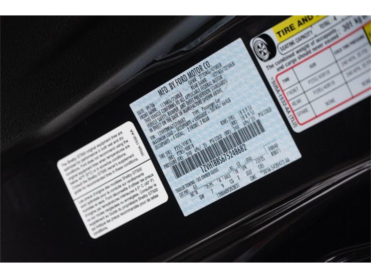 2007 Ford Mustang (CC-1359224) for sale in Miami, Florida