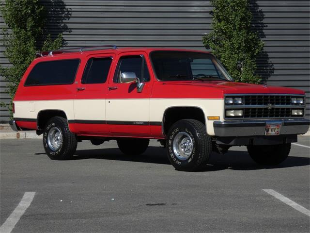 1989 Chevrolet Suburban (CC-1359227) for sale in Hailey, Idaho