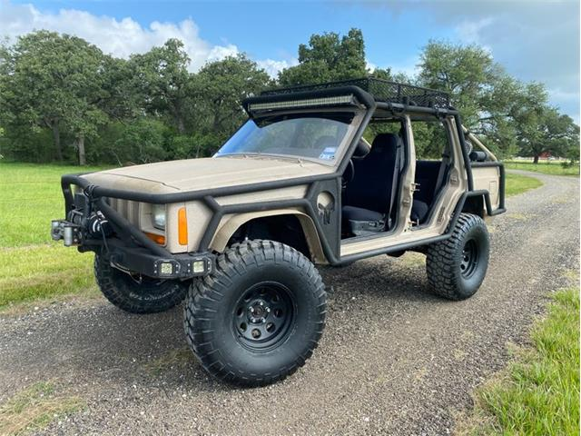 1999 Jeep Cherokee (CC-1359236) for sale in Goliad, Texas