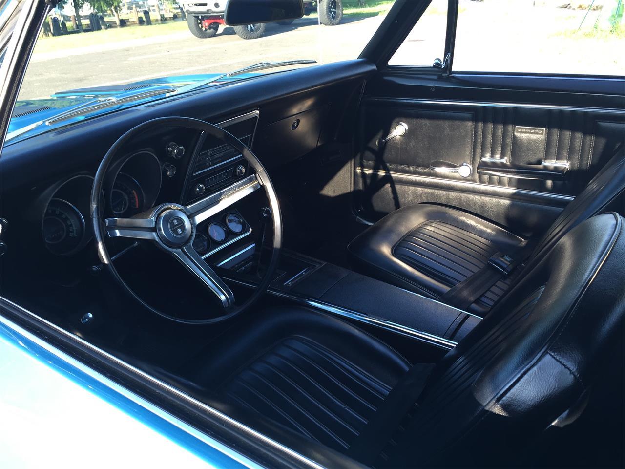 1967 Chevrolet Camaro SS (CC-1359251) for sale in Mandeville, Louisiana