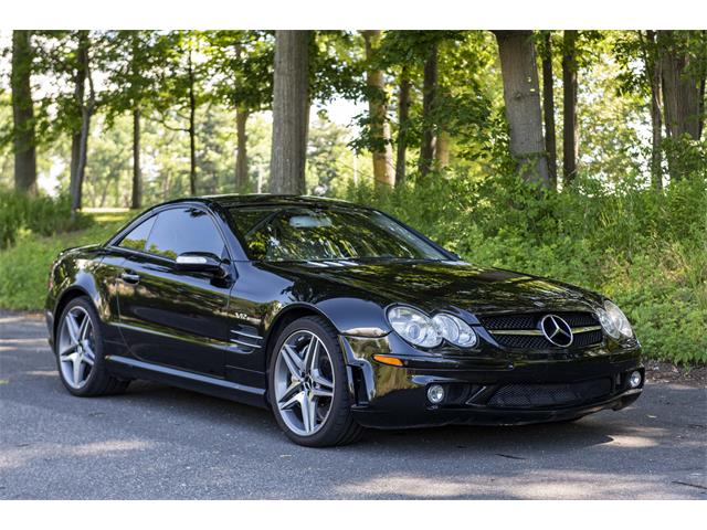 2006 Mercedes-Benz SL65 (CC-1359255) for sale in Stratford, Connecticut