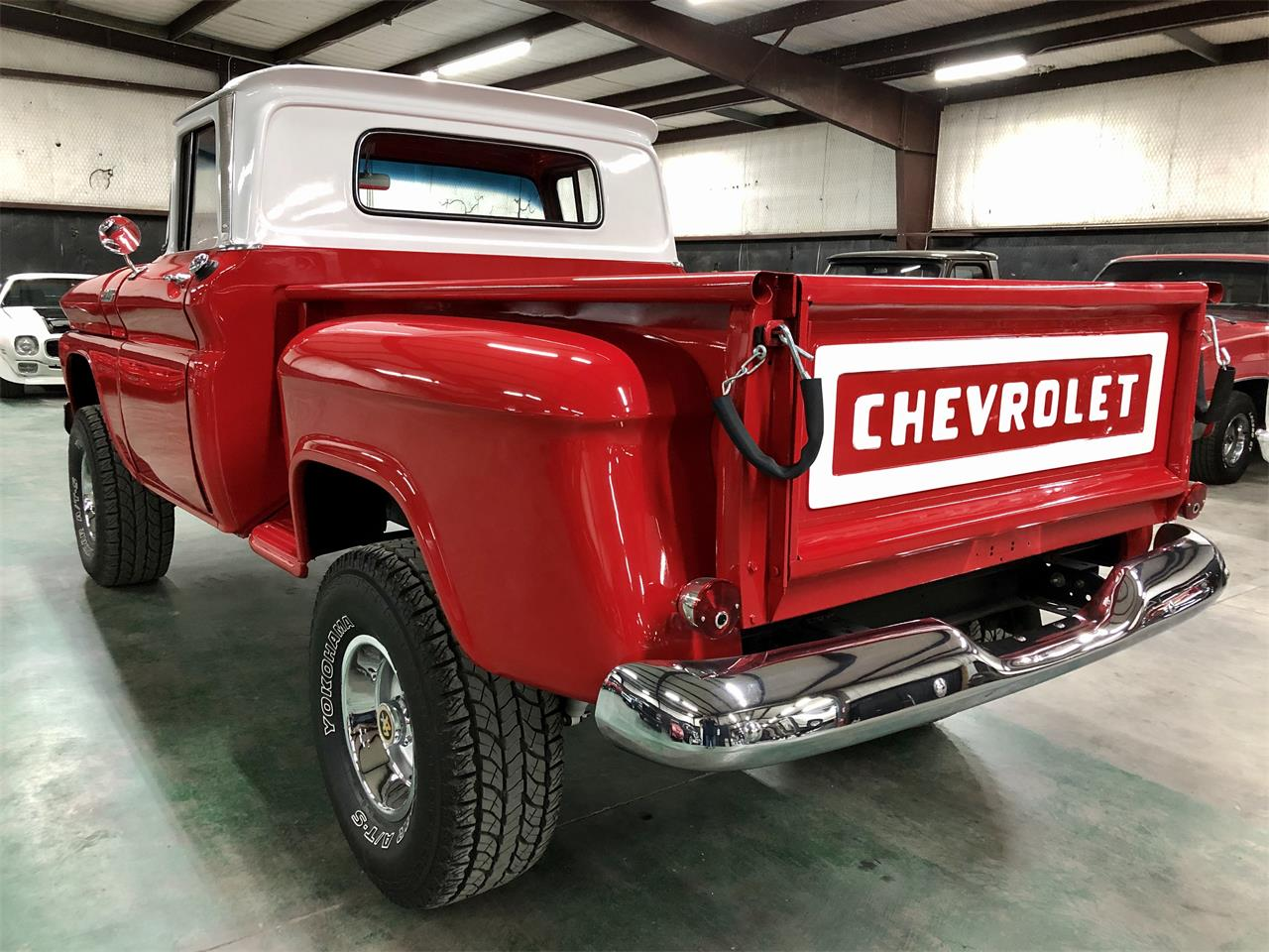 1962 Chevrolet C10 (CC-1359256) for sale in Sherman, Texas