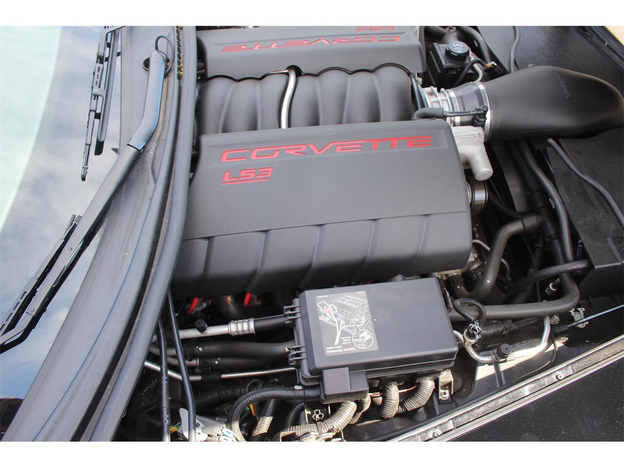 2010 Chevrolet Corvette (CC-1359263) for sale in Lake Zurich, Illinois