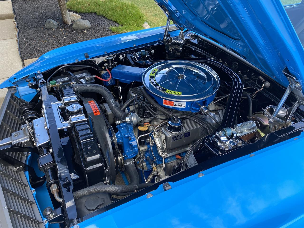 1970 Ford Mustang Boss 302 (CC-1359267) for sale in Chesterfield, Michigan