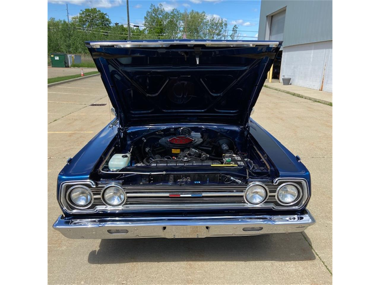 1967 Plymouth Satellite (CC-1359269) for sale in Macomb, Michigan