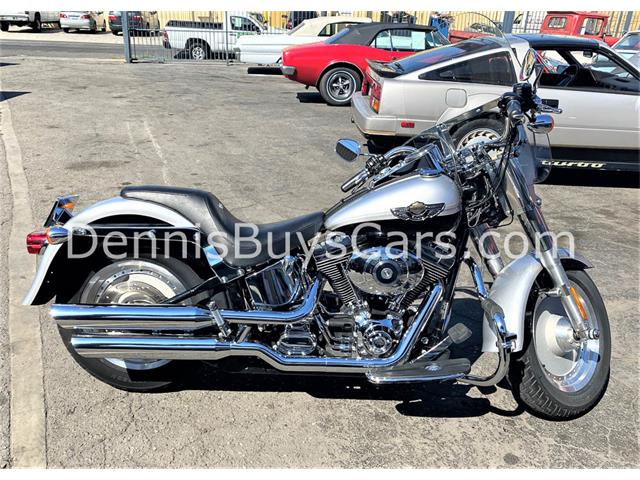 2003 Harley-Davidson Fat Boy (CC-1359271) for sale in LOS ANGELES, California