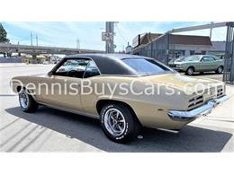 1969 Pontiac Firebird (CC-1359272) for sale in LOS ANGELES, California