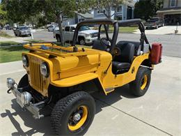 1953 Willys Jeep (CC-1350928) for sale in Ventura, California