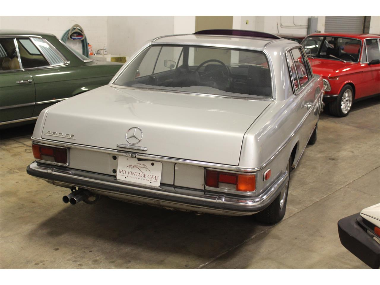 1973 Mercedes-Benz 280CE (CC-1359280) for sale in Cleveland, Ohio