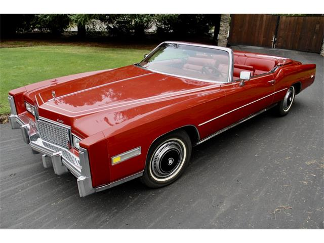 1976 Cadillac Eldorado (CC-1359289) for sale in Lake Oswego, Oregon