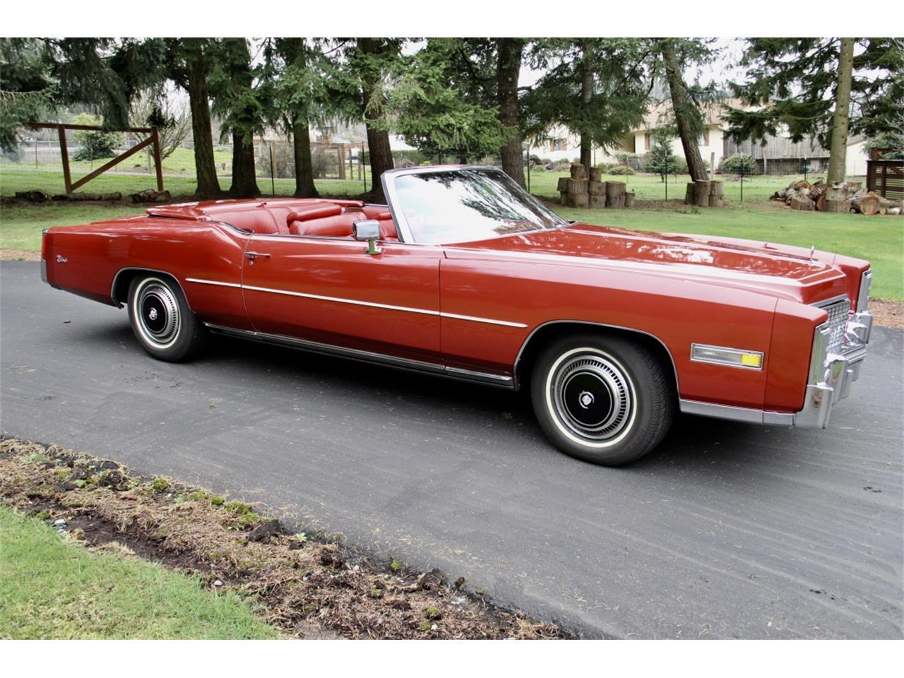 1976 Cadillac Eldorado (CC-1359289) for sale in Lake Oswego, Oregon